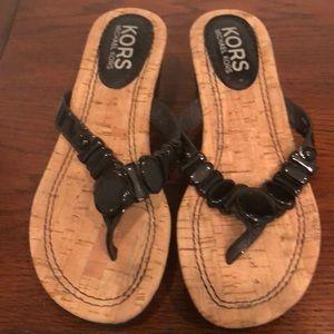 🖤 Michael Kors Flip Flops 🖤